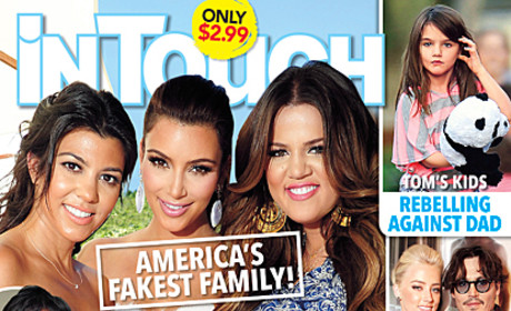 Klash of the Kardashians: Kamp vs. Kamp!