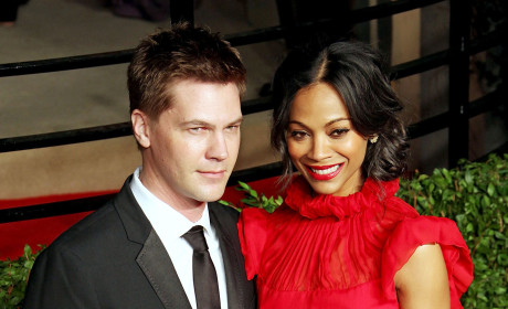 Zoe Saldana and Keith Britton: Broken Up