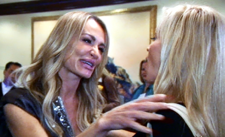 Taylor Armstrong Face