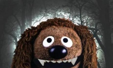 Muppets Twilight Poster: WereRowlf