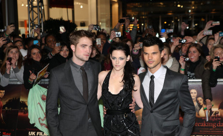 Breaking Dawn Trio