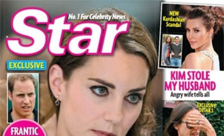Kate Middleton Collapses!