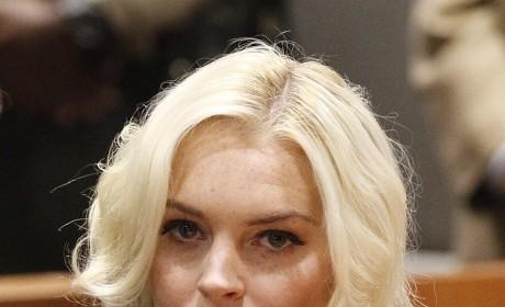 Lindsay Lohan: Thankful For Family, Playboy