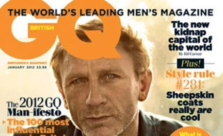 "Daniel Craig Slams the Kardashians as ""F-cking Idiots"""