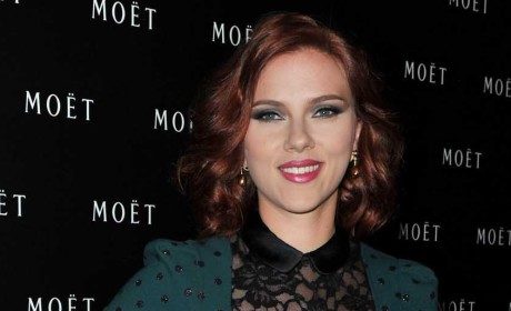 Scarlett Johansson: So Jealous of Blake Lively!