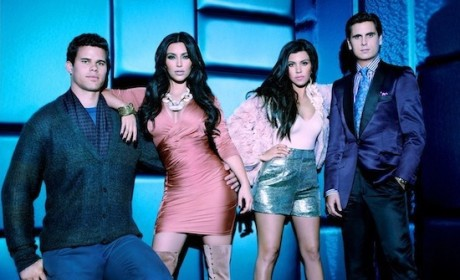 Kourtney & Kim Take New York Season Finale Rekap: Loser Kim Gives Kris the Boot!!