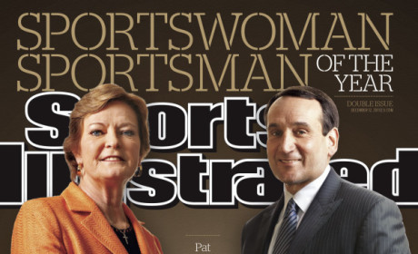 The Sports Illustrated Sportsman of the Year Is...