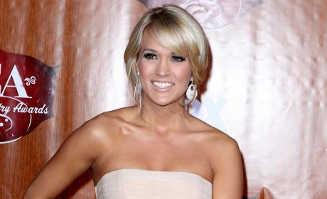 Carrie Underwood, New Hairstyle