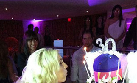 Britney Spears Birthday Pic
