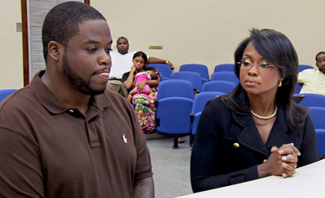 Phaedra Parks and Client