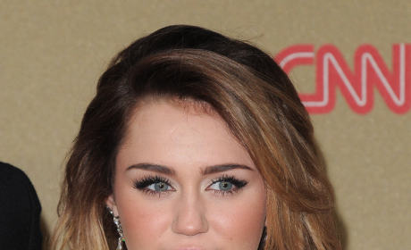 Miley Cyrus Shoots Down Boob Job Rumors