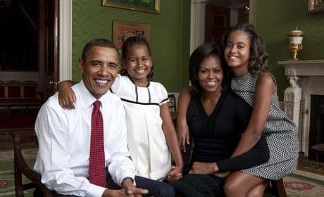 Happy 51st Birthday, President Obama!