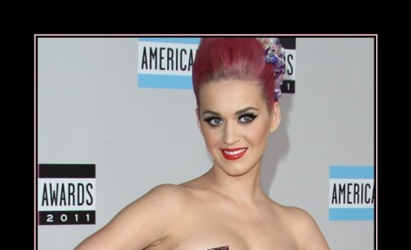 Celebrity of the Year Finalist #6: Katy Perry!