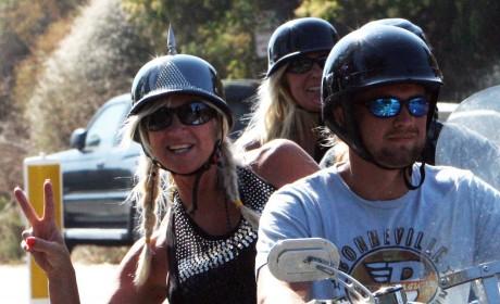 Linda Hogan & Charlie Hill: Off to Relationship Rehab!