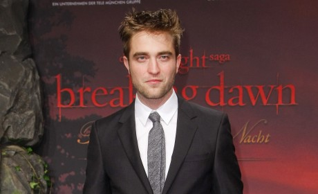 Robert Pattinson: The Next Eminem?