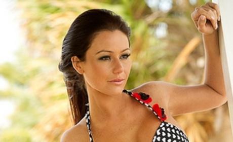 A JWoww Bikini Pic