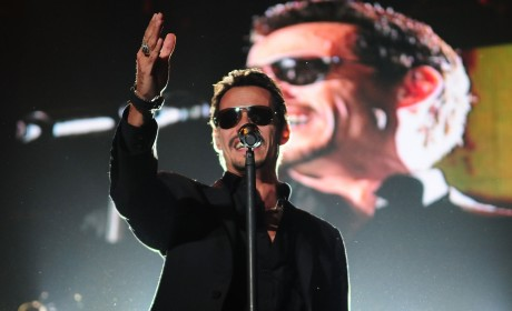 Marc Anthony in Miami