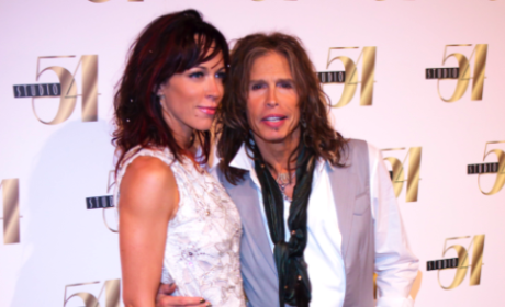 Steven Tyler and Erin Brady: Engaged!?