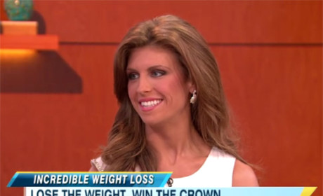 Miss South Carolina Bree Boyce Opens Up About Weight Loss, Struggles