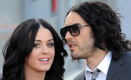 "Katy Perry and Russell Brand ""Just Too Different,"" Friends Say"