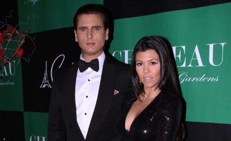 Disick and Kourtney