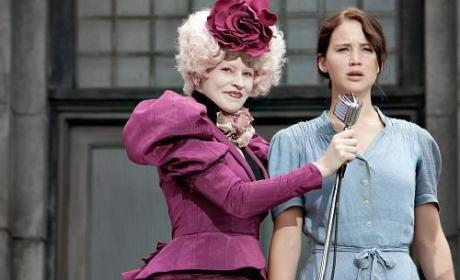 Celebrities Tweet Praise for The Hunger Games