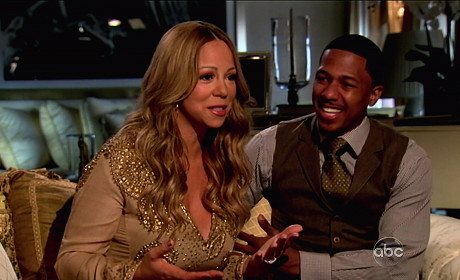 Mariah Carey on Nick Cannon: In Pain, Hopeful