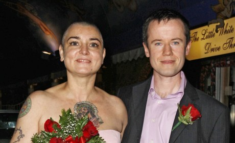 Sinead O'Connor and Barry Herridge: Back Together!
