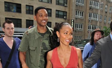 Report: Jada Pinkett Smith Hires Divorce Attorney