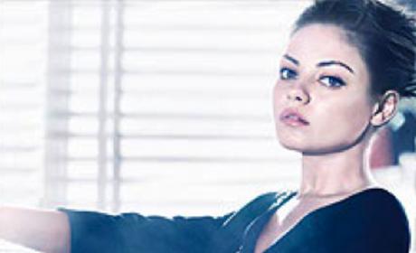 Mila Kunis: The New Face of Dior Handbags