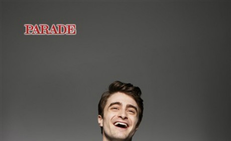 Daniel Radcliffe in Parade