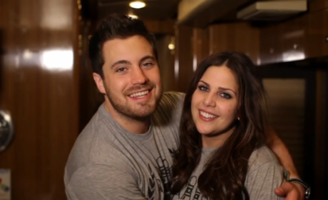 Hillary Scott and Chris Tyrell: Married!