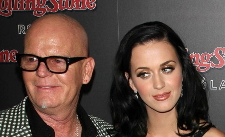 Katy Perry, Father Keith Hudson