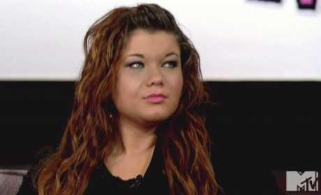Amber Portwood: Barred From Seeing Leah in Prison?