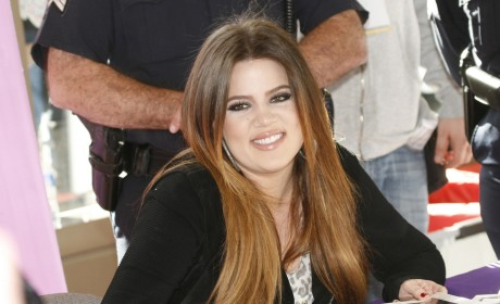 Khloe Kardashian: Kris Jenner's Love Child?!?