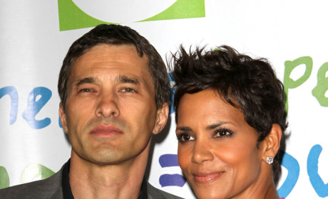 Halle Berry: Engaged to Olivier Martinez!