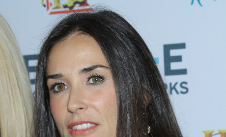 Should Demi Moore change her Twitter handle?