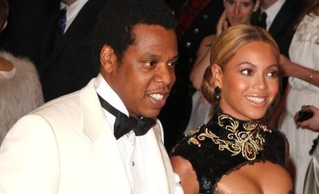 Beyonce's Cleavage