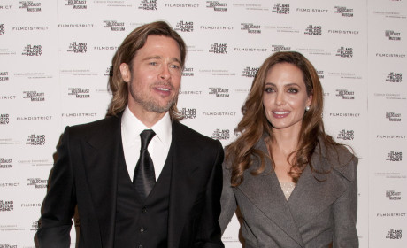 Brangelina to Get Married ... As Soon as Gay Marriage is Nice and Legal