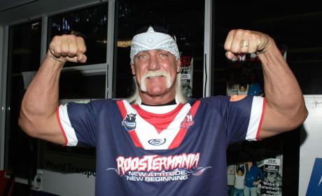 Should Hulk Hogan Shave His Mustache?