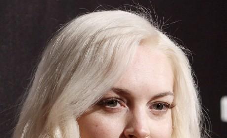 Lindsay Lohan as Liz Taylor: Looking Likely!