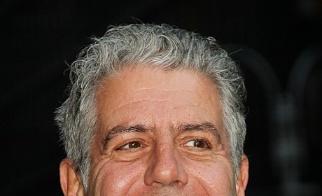 Anthony Bourdain Pic