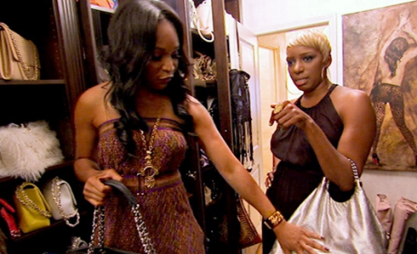 The Real Housewives of Atlanta Recap: NeNe Tries to Bring Marlo to Africa, Kim Tries to Lose Weight