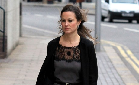 Pippa Middleton Shares Valentine's Day Party Tips