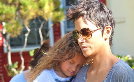 Halle Berry Asks Judge for Protection Against Gabriel Aubry