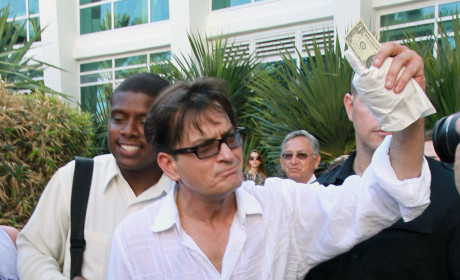 Charlie Sheen Unleashed, Unhinged: Police Affidavit Details Actor's Alleged Threats