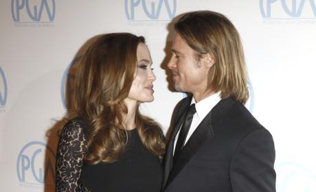 Brad Pitt and Angelina Jolie Love