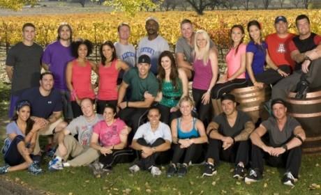 The Amazing Race 20 Cast