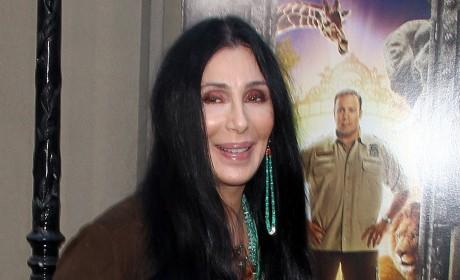 Cher: NOT Dead, Despite Twitter Hoax!