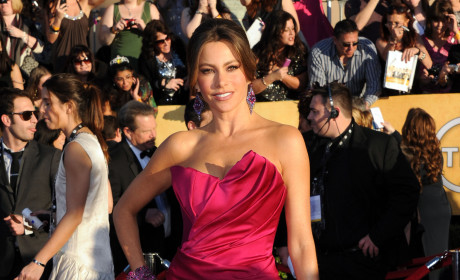 Sofia Vergara at SAG Awards
